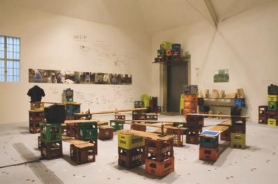 exposition 00243 Benda Bililili, photo Antoine Lejolivet